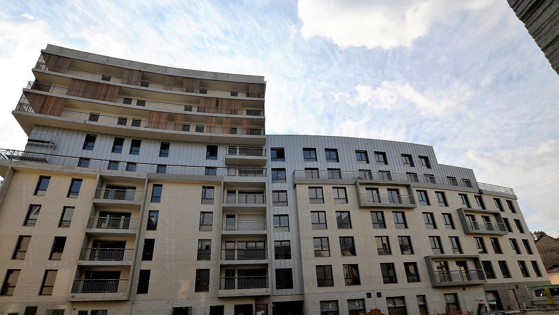 ISF energies livre à BOUYGUES BATIMENT Habitat Social une opération de 280 logements