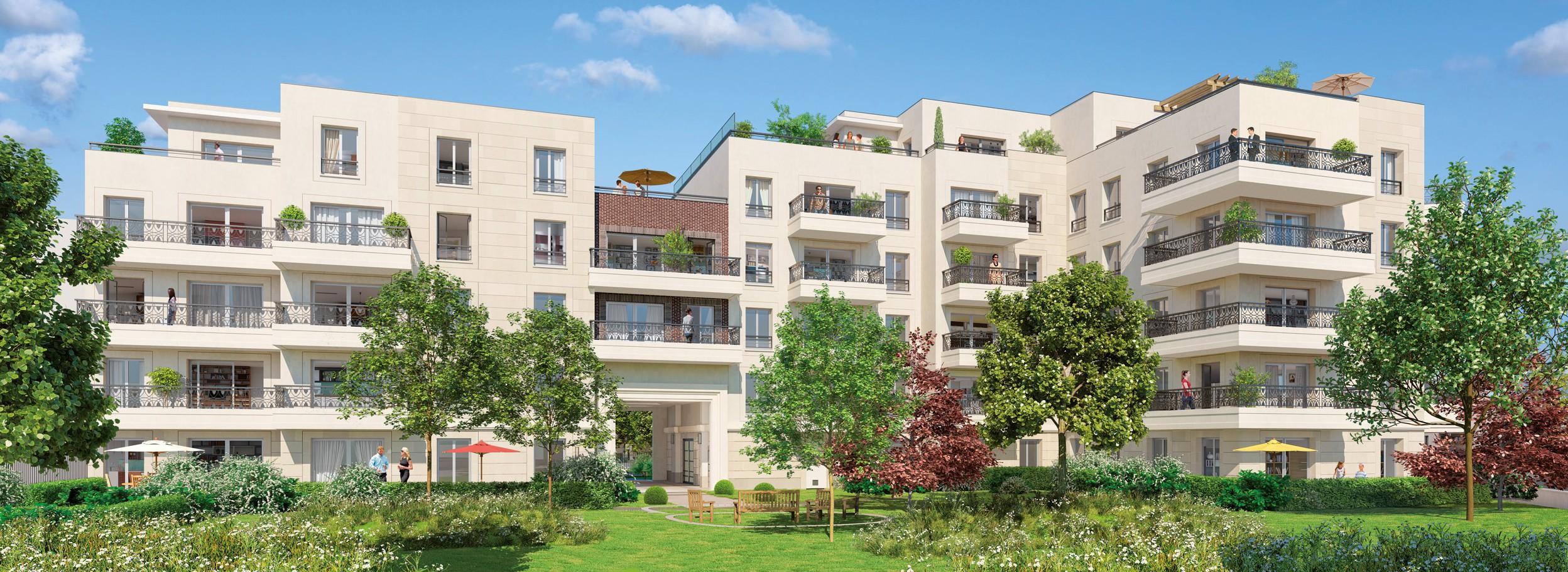 """Lancement de la """"Villa Olivia"""", 51 logements pour Franco Suisse"""