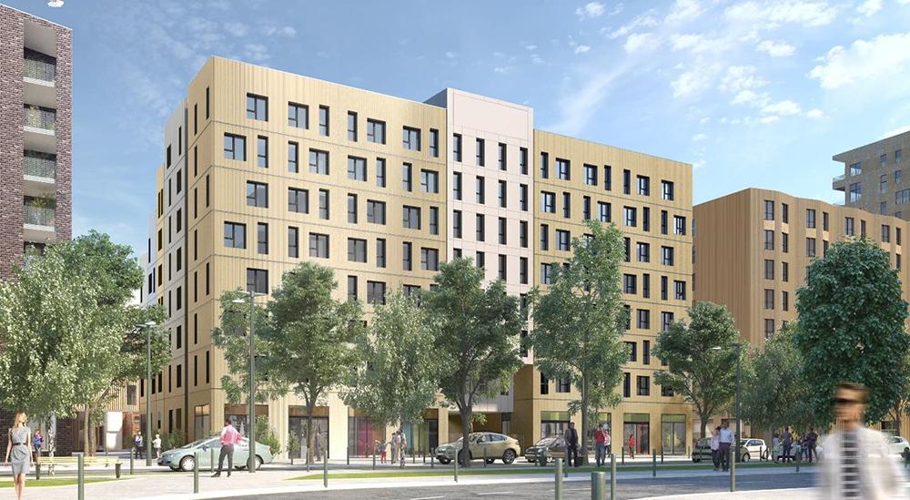 Lancement de notre premier Appart'Hôtel – 171 chambres