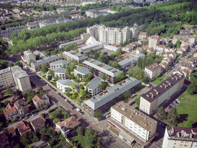 Lancement de l'opération « Domaine Lully », 134 logements à Versailles pour OGIC