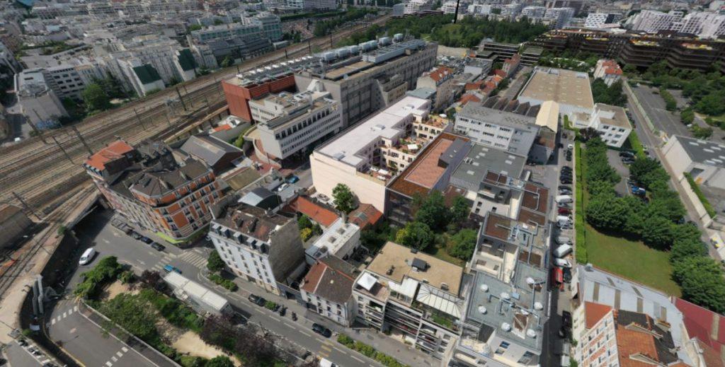ISF Energies démarre un second chantier en mode constructif bois à Clichy